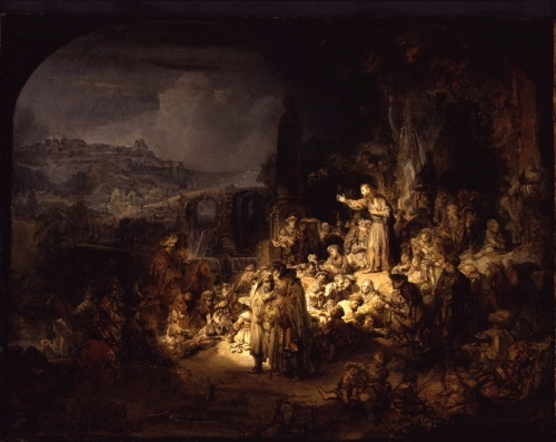Rembrandt_-_Preaching_of_Saint_John_the_Baptist_-_Gemäldegalerie_Berlin